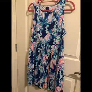 Lilly Pulitzer Going Coastal Kassia Dress